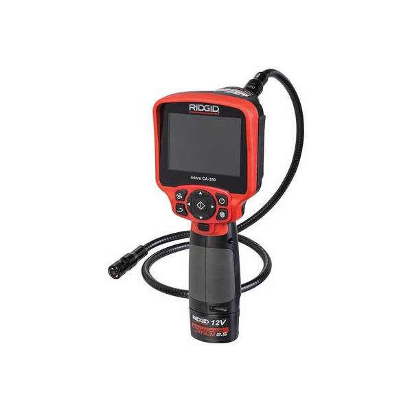 Caméra d'inspection micro CA-350 - Ridgid