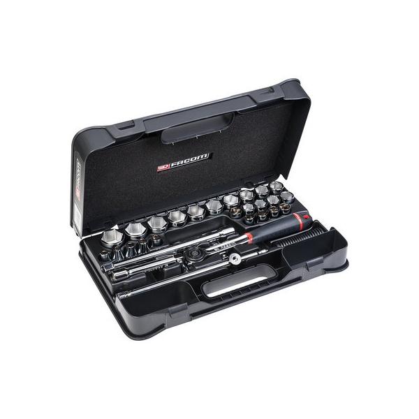 Coffret de 30 outils 6 pans - Facom