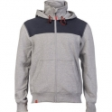 Sweat bicolore Ocampo gris - m - Parade