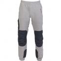 Pantalon de jogging renforcé Belize Gris - T 44 - Parade