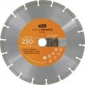 Disque diamant à tronçonner - Ø 230 mm - Tous matériaux - SCID