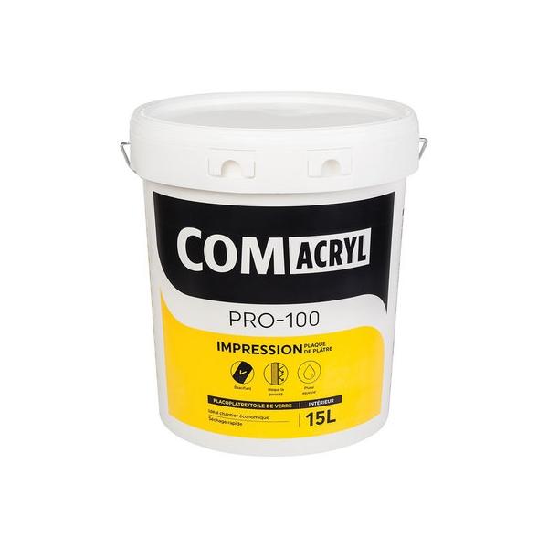 Impression acrylique - Comus
