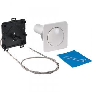 Bouton poussoir a cable encast - Réservoir Tubchass - Clara