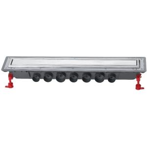 Caniveau de douche - 700 mm - venisio expert - Wirquin Pro