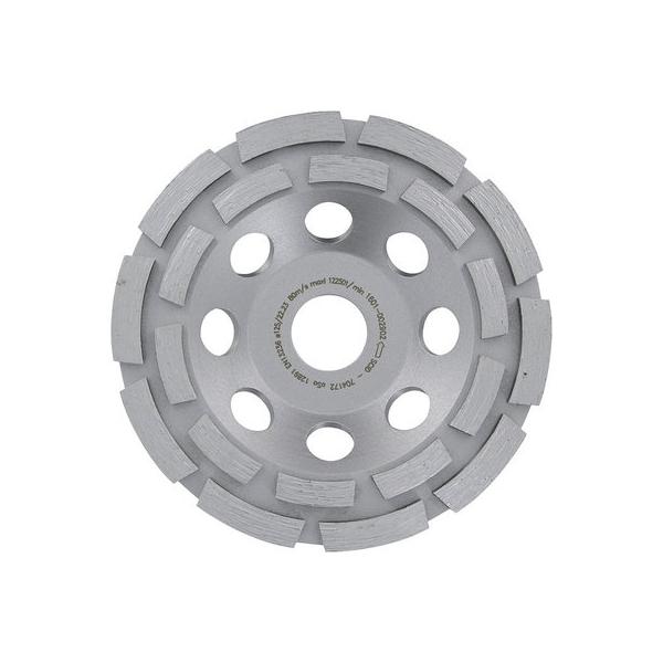 Disque diamanté à polir - Ø 125 mm - Tous matériaux - SCID