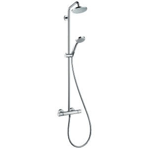 Colonne de douche thermostatique - Showerpipe Croma 160 - Hansgrohe