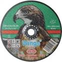 Disque à tronçonner usage intensif  - Ø 230 mm - Tous matériaux - SCID