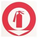 Panneau prévention incendie - panneau exctincteur - Novap