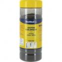 Colorant ciment synthétique - noir 1000g - Outibat