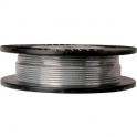 Bobine de câble acier gaîné - cable gaines pvc d1/2mm /100m - Chapuis