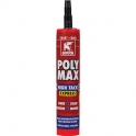 Mastic colle - Polymax high tack express - noir - Griffon
