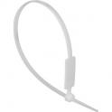 Collier de câblage avec plaquette d'identification - 2,5x102 pl/100 - Klauke