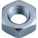 Écrou hexagonal zingué - Ø 27  mm - Boîte de 10 - Viswood
