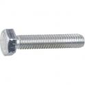 Vis métaux tête hexagonale, filetage total, Classe 8.8 - 16x80 /25 - Vissal