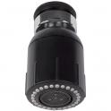 Aérateur orientable noir - F 22 x 100 - M 24 x 100 - Variolino - Neoperl