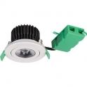 Spot LED alu orientable - 8 W - 3000 K - Coreline Accent RS - Philips