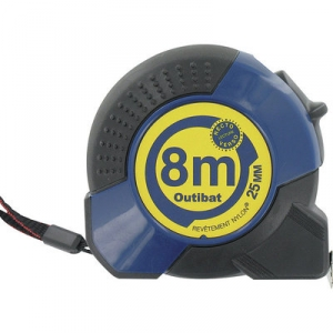 Mesure Bi-matière Pro - 8m - Outibat