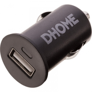 Chargeur allume-cigare et USB - Dhome