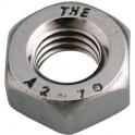 Écrou hexagonal Inox - Ø 30 mm - Boîte de 10 - Acton