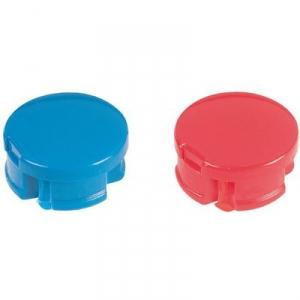 Pastille rouge/bleue - Sélection Cazabox