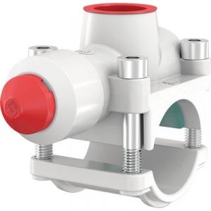 Flamco T-Plus pour tube acier et cuivre - piquage tube cuivre 18 - Flamco