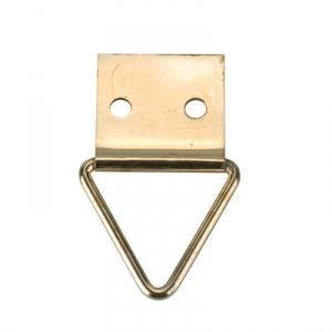 Crochet à tableau triangulaire sur platine - Fix'pro