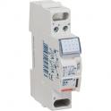 Télérupteur Bipolaire 16 A - 1 module - 250 V - Gewiss
