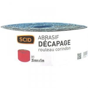 Rouleau abrasif - g80 - SCID