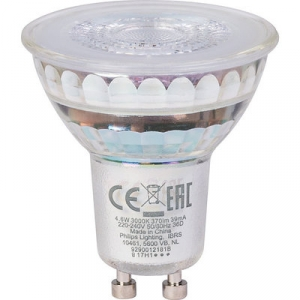 Ampoule LED CorePro LEDspot - GU10 - 4,6W - Philips