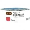 Rouleau abrasif - g150 - SCID