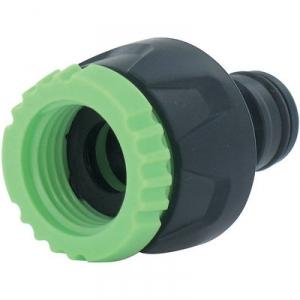 """Nez de robinet avec réducteur - F 1/2"""" - Cap Vert"""