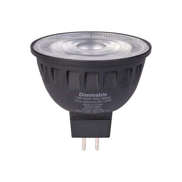 Ampoule LED Master LEDspot ExpertColor - GU5.3 - 7,5 W - 3000 k - Philips