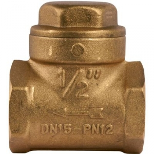 Clapet de retenue à disque nitrile - 15x21 - Itap