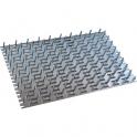 Plateau de rechange métal déployé - 15x20 144p - Outibat