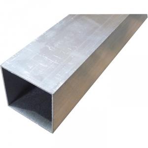 Règle aluminium carré de platrier - 3m - Outibat