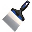 Couteau à enduire manche bi-matière - 10cm - Outibat