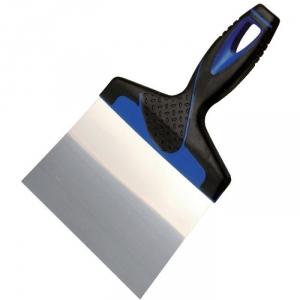 Couteau à enduire manche bi-matière - 18cm - Outibat