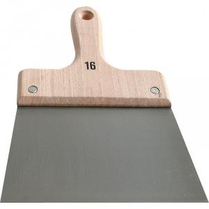 Couteau à enduire manche bois - 10cm - Outibat