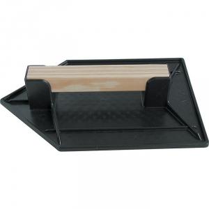 Taloche plastique noire triangulaire - Outibat