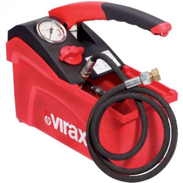 Pompe d'épreuve compact - Réservoir 5 L - Virax