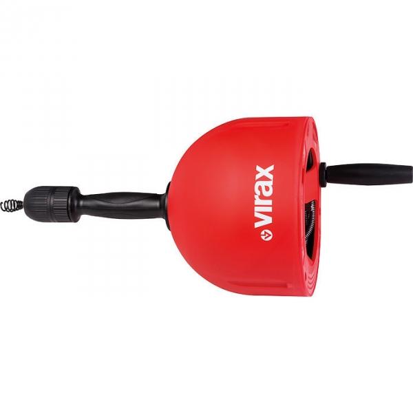 Deboucheur à tambour professionnel VAL 26 - Virax