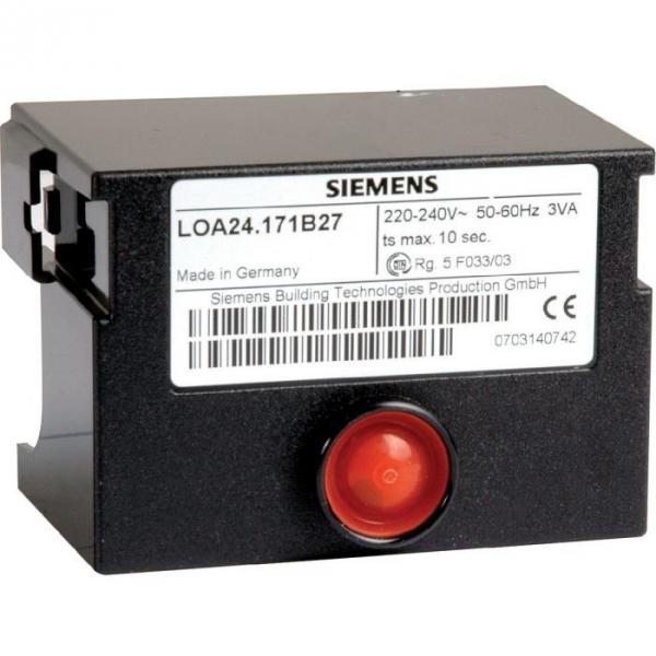 Boite de contrôle relais LOA 24171B27 Landis /& Gyr