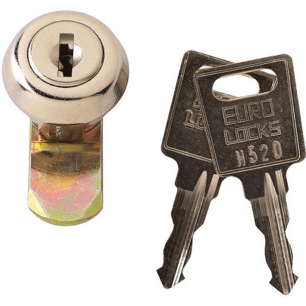 Barillet coffret gaz robinet 3/8' à 1' - 2 clés - Coditherm