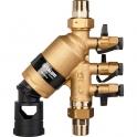 """Disconnecteur à zone de pression réduite controlâble et orientable BA 580 - M 1/2"""" - Sféraco"""