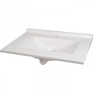 Plan vasque Résiplan - 70cm - Créazur