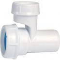Anti-vide pour siphon - soupape anti vide d 40 - Nicoll