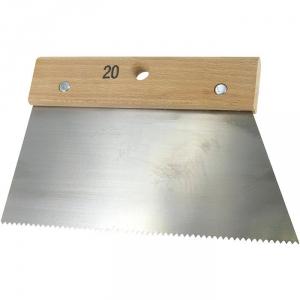 Peigne à colle - 250g/m2 - Outibat