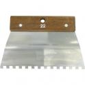 Peigne acier cambre - 8x8 - Outibat