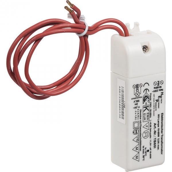 Transformateur Electronique Pour Lampe Halogene Aric Cazabox