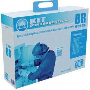 Kit de protection NFC 18510 habilité BR - Catu